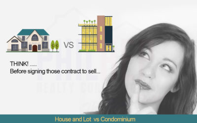 Are you buying House and Lot or Condominium?