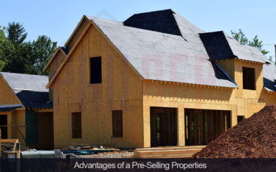 2 advantages of buying a Pre-selling property