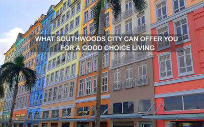 What Southwoods City can offer you for a good choice living